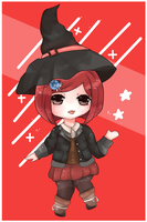 Himiko Yumeno | Danganronpa V3 by ImagineKelly