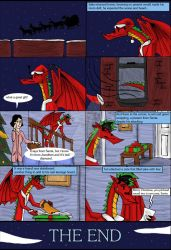 AD:JL T'was the night pg9 by BlueRavenfire