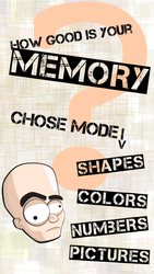 Menu for my first android/website game by al-din