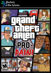 Grand Theft Arlen - Pro Pain by jhroberts