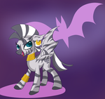 Zecora Bat by Lyricjam