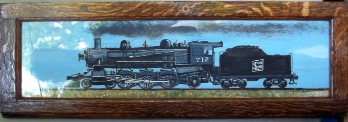 SOO Pacific Painting Update by PRR8157