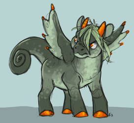 Gnobbler by is-chimera