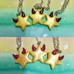 SVFOE MonStar Horn Necklaces! by ColorfulCupcakez