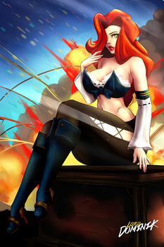 Miss Fortune by Lord-Dominik