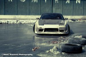 240 Drifting by MWPHOTO