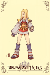 FF Tactics style try by emlan