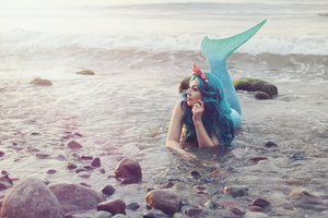 Mermaid 2 by Estelle-Photographie