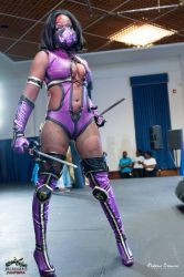 Competition Mileena by LyonegraCostuming