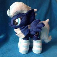 Night Glider In Socks Plush Handmade Custom My Lit by Burgunzik