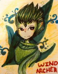 Wind Archer by Ione7Marie7