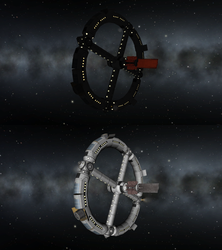 Space Hilton in KSP by 1Wyrmshadow1