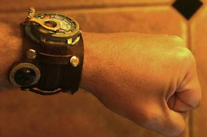 Astrolobe Watch by TimBakerFX