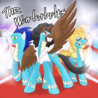 Commission Song Cover The Wonderbolts by HowXu