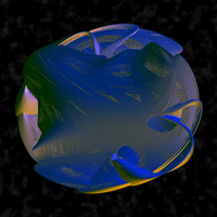 Gaia Globe Two Parter -Part 1- by Sepha