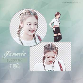 BLACKPINK Jennie 7 PNG PACK #22 by liaksia by liaksia