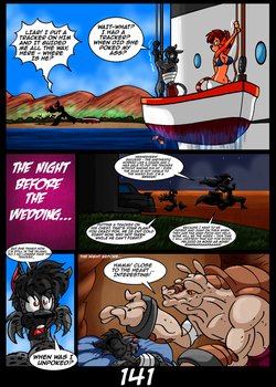 The Cats 9 Lives 6 - The Island of Dr. MorrowPg141 by GearGades