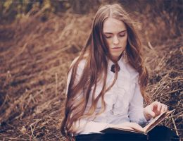 Old story book by Snowfall-lullaby