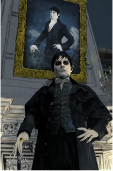 My Offering 2.0 : Barnabas Collins by LevitatingBuddha