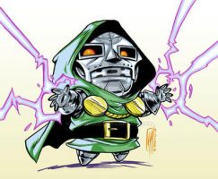 Lil' Doom by Santolouco