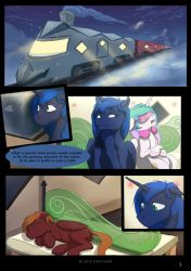 Black Feather - Chapter 1 | Page 1 by BernardDK