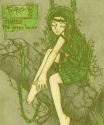 Taurus: The Green House by nottisweettoothi
