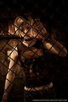 Silent Hill 3 Trapped by ceriselightning