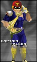 Captain Falcon by kshah