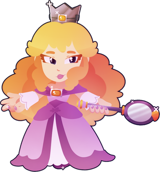 Prize ~ Princess Fable by CrystalCrowned