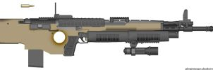 R28G Frag Rifle by Marksman104