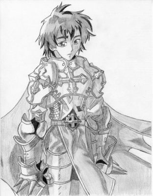 Lord Knight by sathilia