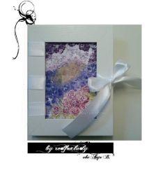 Painting Roses Lilac Rosen  Flieder by redfoxlady