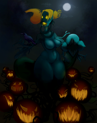 The witching hour by Nefepants