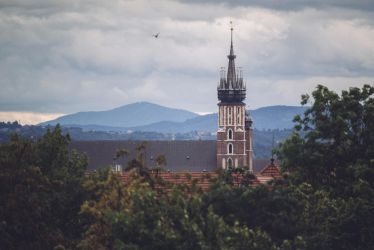 St. Mary's Basilica by kubica