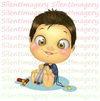 Dean Weechester by SilentImagery