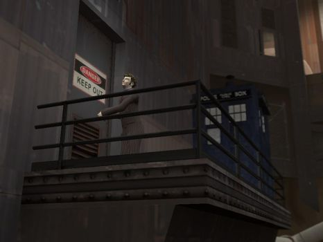 GMOD: Doctor who: Curiosity by fallowbuck