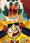 Kitty's Scared of Jasper's Corruption by magmon47