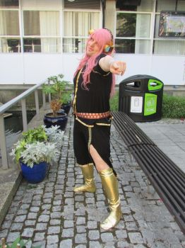 Vocaloid - Megurine Luka cosplay (1) by DILLIGAF-Otaku