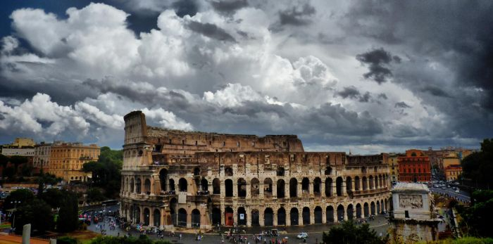 Il Colosseo by gkhn84