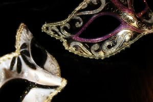 Masquerade Masks by Aurrum