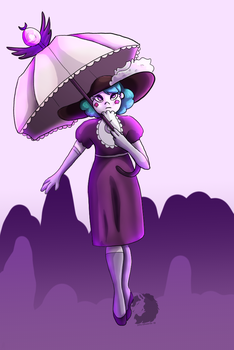 Eclipsa Butterfly by SpicyPurrito