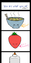 Team 7: You are what you eat by l3ubbles
