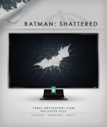 Batman: Shattered by TheAL