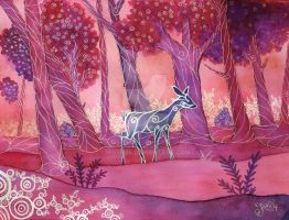 Fairytale forest by MissPoe