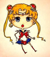 Sailor Moon Chibi by ovod