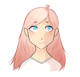 Anime Girl by AlecxHound