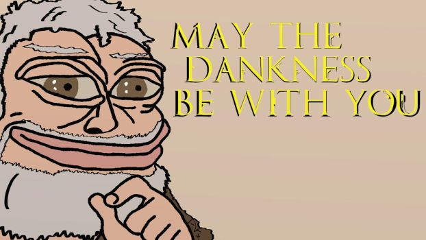 May the Fourth Pepe Obi Wan by DestinyWrites