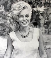 Natural Beauty - Marilyn Monroe by TempleRaven44