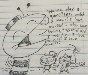 The Annoying Bumbler by MisterSomeone12
