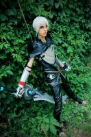 Fenris - Dragon Age II by DarkyLeon